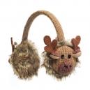 Manny the Moose - klapky na uši (dospělí)