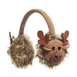 Manny the Moose - klapky na uši los (mladí/dospělí)