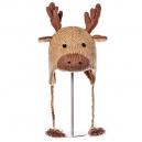 Manny The Moose - zvířecí čepice (dospělí)