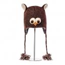 Ozzie The Owl - zvířecí čepice (dospělí)