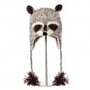 Robbie The Raccoon - zvířecí čepice (dospělí)