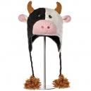 Calvin The Cow - zvířecí čepice kráva (mladí/dospělí)