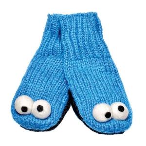 Cookie Monster® - rukavice (mladí/dospělí)