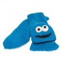 Cookie Monster® - bezprstové rukavice (dospělí)
