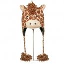 Geoff The Giraffe - zvířecí čepice (dospělí)