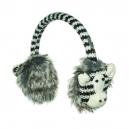 Zippy the Zebra - klapky na uši zebra (mladí/dospělí)
