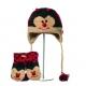 Lottie the Ladybug - zvířecí čepice beruška (děti)