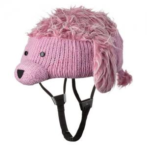 Precious the Poodle - zvířecí potah na helmu pejsek pudlík