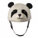 Patches the Panda - zvířecí potah na helmu panda