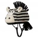 Ziggy the Zebra - zvířecí potah na helmu zebra