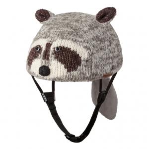 Robbie the Raccoon - zvířecí potah na helmu mýval