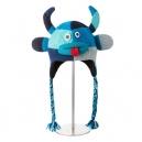 Maddox the Monster - čepice s modrou příšerkou (děti)