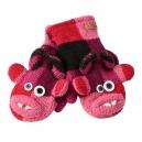 Maddox the Monster - rukavice s růžovou příšerkou (děti)