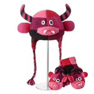 Maddox the Monster - růžová sada (děti)