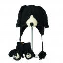 Floppy Dog - sada čepice a rukavice pes (mladí/dospělí)