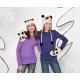 Patches The Panda - zvířecí čepice panda (mladí/dospělí)