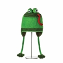 Fergie the Frog - zvířecí čepice (děti)
