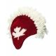 Canada Mohawk Earflap Cap