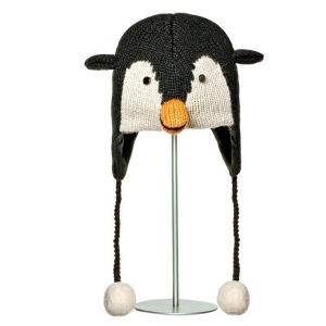 Peppy The Penguin - zvířecí čepice (děti)