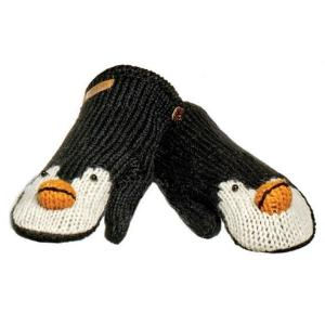 Peppy The Penguin - rukavice tučňák (mladí/dospělí)