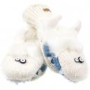 Yuki the Yeti  - rukavice sněžný muž (mladí/dospělí)