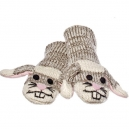 Sadie The Sockbunny - zvířecí čepice (dospělí)