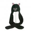 Kiki the Kitty Scarf Hat - čepice s šálou (dospělí)
