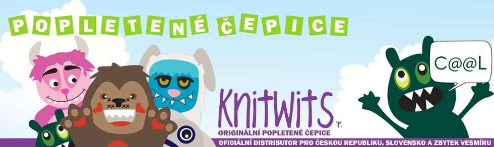Knitwits.cz - PoPletené čepice